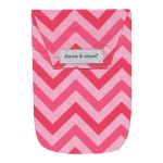 Chevron Pink with Wipes Case