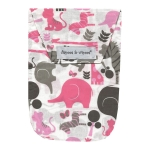 Safari Pink with Wipes Case