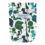 Safari Blue with Wipes Case