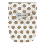 Gold Dots with Wipes Case