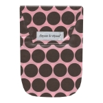 Pink Polka Dots & Wipes Case