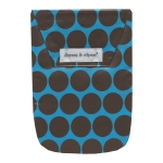 Blue Polka Dots & Wipes Case