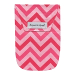 Chevron Pink & Wipes Case