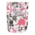 Safari Pink & Wipes Case