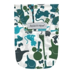 Safari Blue & Wipes Case