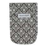 Chic Damask & Wipes Case