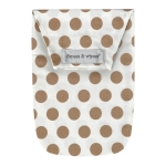 Gold Dots & Wipes Case