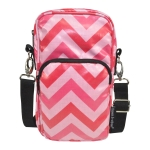 Hipster - Chevron Pink & Wipes Case